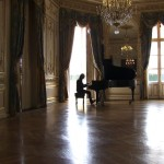 Paris Hôtel de Talleyrand house pianist