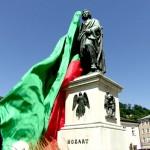 Salzburg Mozart Denkmal